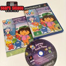 Dora Journey to the Purple Planet PS2 PAL Mint CIB   Aus Seller + FREE POST