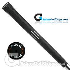 """Ping 5L 360 Jumbo (Orange Code +1/16"""") Grips - Black / Orange x 13"""