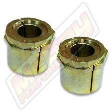 Extreme Camber Caster Alignment Bushing Set 2005-2018 Ford F450 F550 4X4 2WD Kit