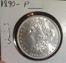1890-P Morgan Silver Dollar...Beautiful BU Coin!!!