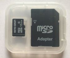New Micro Center 16GB Class 10 microSDHC Memory Card with Adapter
