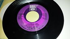 GLADYS KNIGHT & THE PIPS Is There A Place / I Don't Want To Do SOUL 35083 45