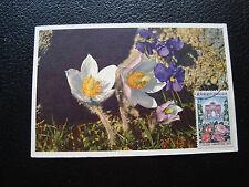 FRANCIA - tarjeta 1959 (floralies) (cy76) french