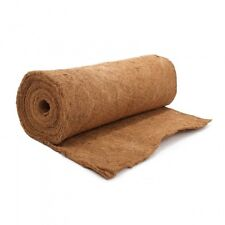 More details for natural coco liner 1m x 0.75m  ideal for lining hanging baskets & tubs