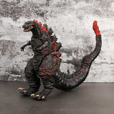 """Movie 2016 Shin Red Godzilla 12'' Head To Tail 7"""" Action Figure Toys Top"""