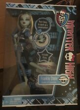 Monster High 2011 School's Out Frankie Stein Doll, NRFB