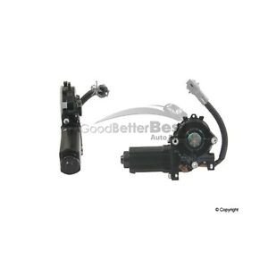 One New Genuine Power Window Motor Front Left 8572035010 for Toyota