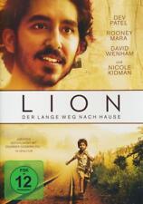 Lion - Der lange Weg nach Hause (Nicole Kidman, Rooney Mara, Dev Patel)  DVD NEU
