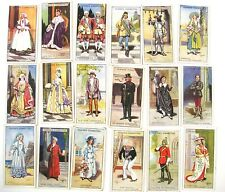 Complete Set of 50 Gilbert and Sullivan Cigarette Cards From Players, Series 2