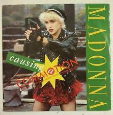 "Madonna Causing a Commotion Maxisingle 12"" UK 1987"