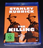 The Killing La Facture Ging Pas Sur De STANLEY Kubrick blu ray Neuf & Ovp