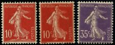 Lot N°7201 France Année complète 1906 Neuf ** LUXE
