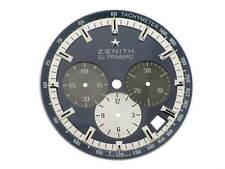 Zenith El Primero Chronograph 38mm Blue dial ref. 03.2150.400/69.c713 new