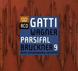 SACD I Bruckner Symph. No.9 & Parsifal lGatti / Royal Concertgebouw Orchestra -