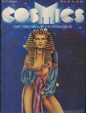 Cosmics Comicmagazin für Erwachsene 1-5 (Z0-1), Melzer