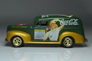 1940 Ford Delivery Van Coke Coca Cola Johnny Lightning Playing Mantis