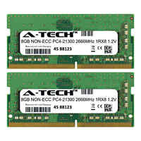 16GB 2x 8GB DDR4 Memory RAM for DELL LATITUDE 7470 7480 7490 E7470 E7480 E7490