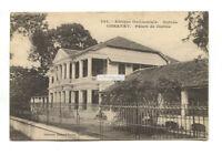 Conakry, Guinea - Palais de Justice - 1923 used postcard
