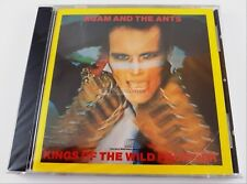 Adam Ant / The Ants Kings of the Wild CD US Pressing New and sealed