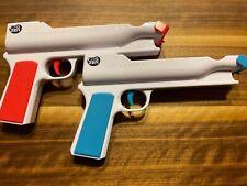 ZOO ZEN blaster guns Nintendo wii