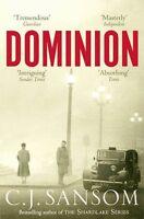 Dominion,C. J. Sansom- 9780330511032