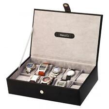 Mele & Co Jenson 10 Watch Box