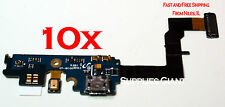 HQ Samsung Galaxy S2 SII i9100 i777 Charging Charger Port USB Mic HQ Lot 10