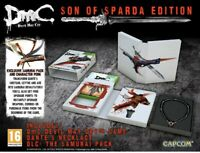 DmC Devil May Cry Son of Sparda Collectors Edition Xbox 360 Brand New and Sealed