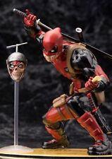 SDCC Marvel Deadpool Chimichanga 1/10 Scale ArtFX+ Statue Kotobukiya