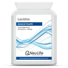 Lecithin - 1200mg - 60 Capsules