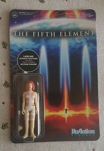 "The fifth element leeloo Straps custom reaction Funko figure 3.75"" SEALED"