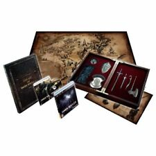 PS3 DARK SOULS II 2 Collectors Limited Edition Maps Soundtrack w/ DL Code