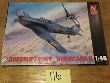 Hobby Craft Russian Front Hurricane II 116