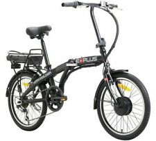 E+PLUS CITY FOLDER Folding Electric Bike. Good Condition  * COLLECTION ONLY *