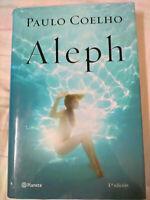 Aleph (Biblioteca Paulo Coelho) Tapa dura – 2 septiembre 2011