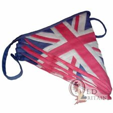 British Pink Union Jack Flag Bunting | Party and Event Decorations | Celebration