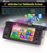 """Autoradio Erisin ES7162B 7"""" DVD GPS 3G per BMW E46"""