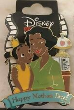 Disney Surprise Mother's Day Tiana & Eudora pin Princess and the Frog LE 200