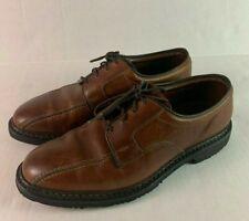 Allen Edmonds Mapleton Mens Dress Shoes Brown Leather US 7.5
