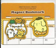 Sanrio Pom Pom Purin Magnet Bookmark