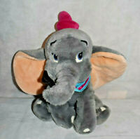 "Disney Dumbo Large Plush Soft toy Teddy Approx 14"" Free Post (ZB)"