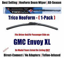 Super Premium NeoForm Wiper Blade (Qty 1) fits 2002-2006 GMC Envoy XL 16220
