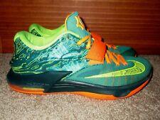 Nike KD Durant VII 7 Weatherman Green Men's sneakers 9