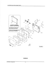 00-445014-00001 Display & Cable Assy