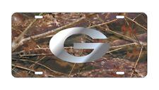 UGA UNIVERSITY OF GEORGIA Camo License Plate / Car Tag