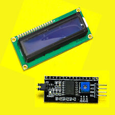 LCD1602 1602 HD44780 LCD Display + IIC/I2C/TWI/SPI Serial Interface Arduino