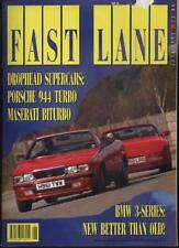 FAST LANE MAGAZINE - June 1991