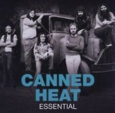 Canned Heat - Essential (NEW CD)