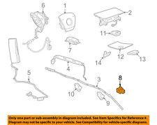 GM OEM Air Bag-Restraint System-Front Impact Sensor 25896408