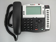 PACKET8 ST-2118 VOIP Phone Speakerphone 10 Button Used Great Shape
